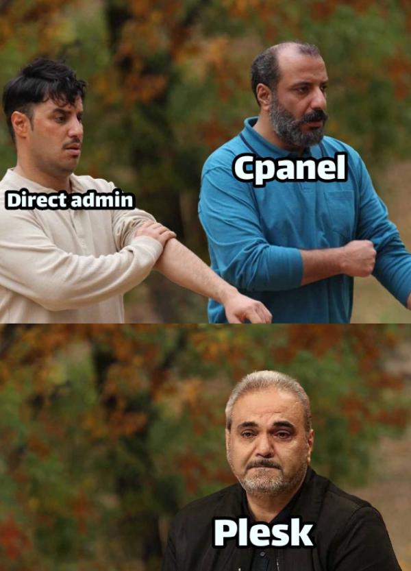 Direct admin... Cpanel... Plesk